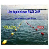 Lina kąpieliskowa Big 25 - żółta lub czerwona