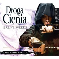 Droga cienia. Nocny anioł (audiobook CD) - Brent Weeks