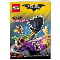 Lego Batman Movie. Zadanie: naklejanie!, praca zbiorowa