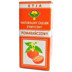 ETJA Olejek pomarańczowy 10ml - produkt z kategorii- Olejki eteryczne