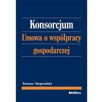 Konsorcjum Umowa o współpracy gospodarczej