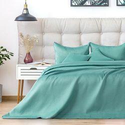 AmeliaHome Narzuta na łóżko Carmen mint, 220 x 240 cm