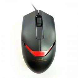 Mysz  puntero, optyczna, przewodowa, czarna ems146bk darmowy odbiór w 20 miastach!, marki E-blue