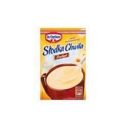 Budyń smak śmietankowy Słodka Chwila 43 g Dr. Oetker - produkt z kategorii- Galaretki, kisiele, budynie