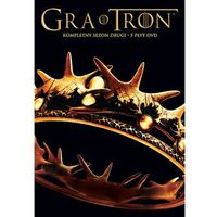 GRA O TRON, SEZON 2 (5 DVD) GALAPAGOS Films 7321909323018