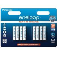 8 x Panasonic Eneloop R03/AAA 800mAh BK-4MCCE/8BE (blister) (akumulatorek)