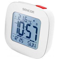 SENCOR SDC 1200 W budzik z termometrem