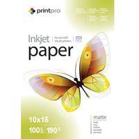 ARSEJ Papier Fotograficzny Matowy 10x15 190 g/m 100 szt