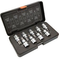 Zestaw końcówek Torx NEO 08-707 1/2 cala (9 elementów)