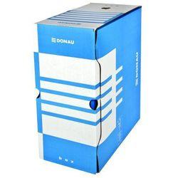 Donau Pudło archiwizacyjne 1350 kartek fsc niebieskie kartonowe - x07613