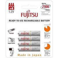 4 x akumulatorki Fujitsu HR-4UTCEX R03/AAA 800mAh