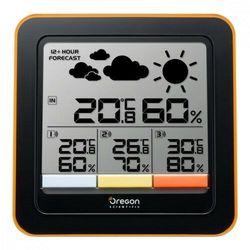 Oregon Scientific Stacja pogody RAR 502X z 3 czunik.eng, 001422900000