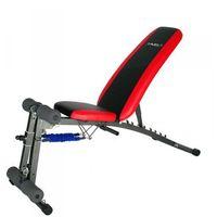 Hms  ławka ławeczka skośna treningowa do ćwiczeń solidna (5907695590708)