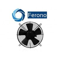 Wentylator osiowy, tłoczący z siatką 250mm, 1700 m3/h (fst250) marki Ferono