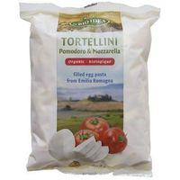 Tortellini Jajeczne z Pomidorami i Mozarellą BIO 100 g- La BIO