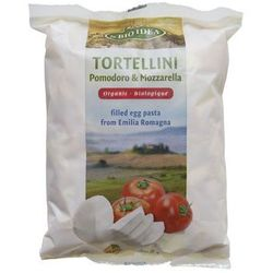 Tortellini Jajeczne z Pomidorami i Mozarellą BIO 100 g- La BIO, kup u jednego z partnerów