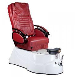 Fotel Pedicure SPA BR-3820D Bordowy, kup u jednego z partnerów
