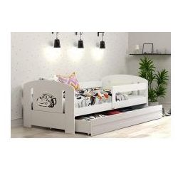 Łóżeczko dziecięce Kora 80x160 z materacem