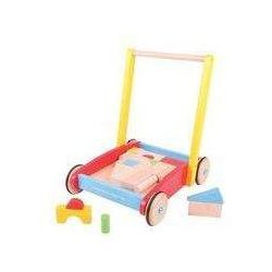 Chodzik dla dzieci drewniany (0691621531037)