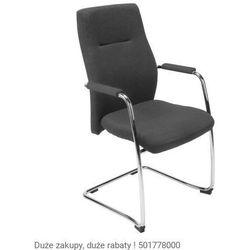 Nowy styl Krzesło konferencyjne orlando lux steel cfp chrome
