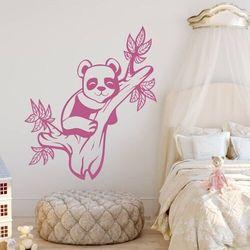 Szablon do malowania dla dzieci niedźwiadek panda 2401 marki Wally - piękno dekoracji
