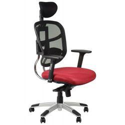 Fotel biurowy gabinetowy HN-5018/BORDO krzesło biurowe obrotowe, HN-5018/BORDO