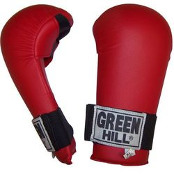 Green hill Przyrządówki mitt fine rozm.l red, kategoria: rękawice do walki