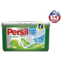 Persil  14szt power-mix caps kapsułki do prania tkanin białych (350g)