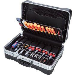 Walizka narzędziowa  6700, 81 elementów, (dxsxw) 470 x 340 x 170 mm, kolor: czarny marki Bernstein