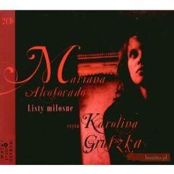 Listy miłosne - Alcoforado Mariana (Mała Litera)