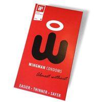 Prezerwatywy z aplikatorem - Wingman Condoms 2 sztuki