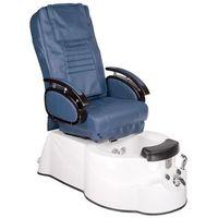 Fotel do pedicure z masażem MK3820D Niebieski, kup u jednego z partnerów