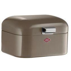 Wesco - Pojemnik na pieczywo Mini Grandy - ciemny szary - szary, 235001-57