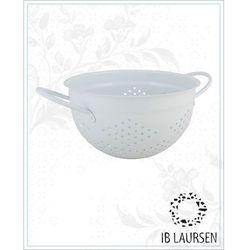 Ib laursen Durszlak metalowy white -  [#5253] - white