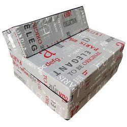Fotel materac składany 200x70x10 cm - NATURE (materac sypialniany)