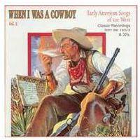 Shanachie When i was a cowboy vol 2