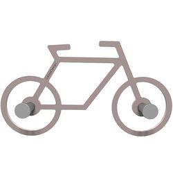 Wieszak ścienny Bike CalleaDesign szara śliwka
