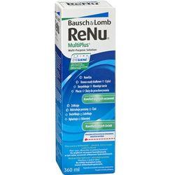 ReNu MultiPlus 360 ml - produkt z kategorii- Płyny pielęgnacyjne