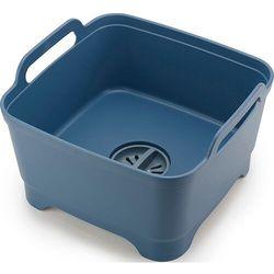 Miska z odpływem wash&drain niebieska marki Joseph joseph