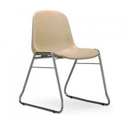 Krzesło beta cfs - do poczekalni i sal konferencyjnych, konferencyjne, na nogach, stacjonarne marki Nowy styl