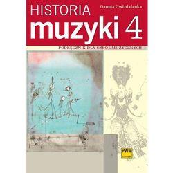 Historia Muzyki. Podręcznik Dla Szkół Muzycznych. Część 4 (ISBN 9788322409220)