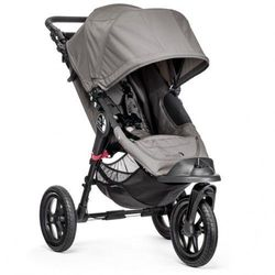 Wózek BABY JOGGER City Elite Single szary 13411 + DARMOWY TRANSPORT! (0745146134119)