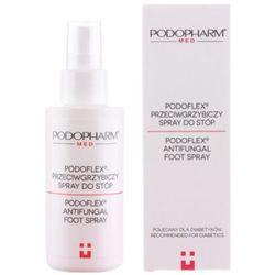 Podopharm  podoflex antifungal foot spray przeciwgrzybiczy spray do stóp