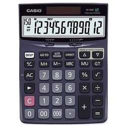 Casio Kalkulator dj-120d-s