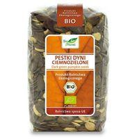 : pestki dyni ciemnozielone bio - 350 g marki Bio planet