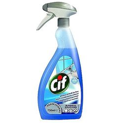 Preparat  professional window & multi surface cleaner 750ml, marki Cif