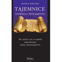 Tajemnice Nowego Testamentu (9788311121768)