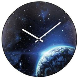 Nextime Zegar ścienny globe dome