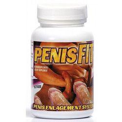 Cobeco pharma Cobeco penis fit for men preparat na powiększenie penisa 60 tabletek