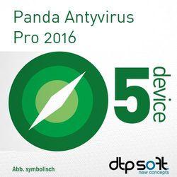 Panda Antivirus Pro 2016 Multi Device PL ESD 5 Urządzeń - oferta (4552de4003df57f4)